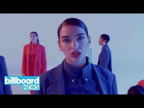 Dua Lipa Drops Intense 'IDGAF' Video | Billboard News | Billboard News