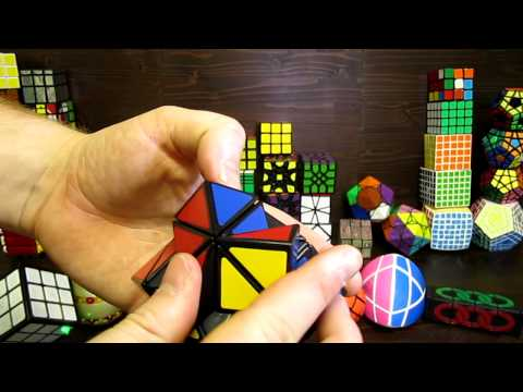 how to solve a helicopter cube