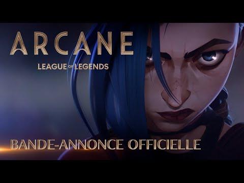 Arcane | Bande-annonce officielle