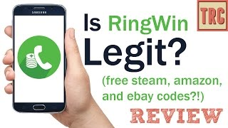 Is RingWin Legit or Real? Can you get free codes?