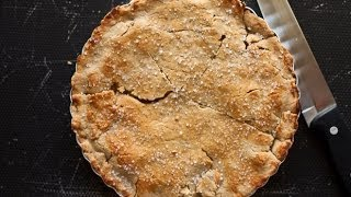 Video Recipe: How To Make A Whole Wheat Pie Crust