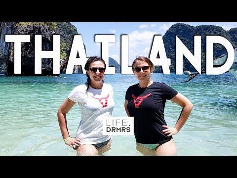 Let it begin. Thailand travel 2017 | GoPro Hero