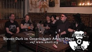 UnArt Live TV - Interview Atomic Neon, Essen 2013
