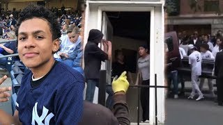 Girl Accused Of Setting Up Junior Confronted At Doorstep | Funeral Service Held #JusticeForJunior