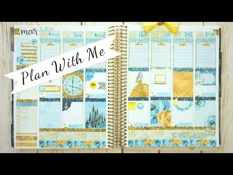 Plan With Me / Beauty & The Beast / ECLP