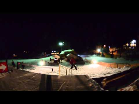 BROWN RATS NIGHT RAIL JAM