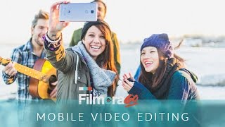 Best Video Editing App For Android, FilmoraGo (with Themes & Effects!)