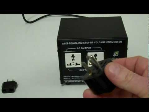 Step Up And Step Down Voltage Converter.mp4