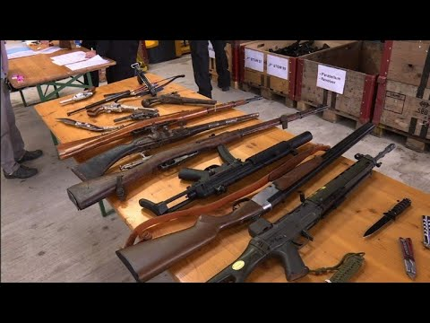 Switzerland Police call on citizens to surrender weapons