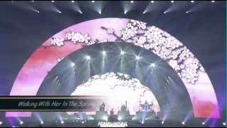 JYJ2013TOKYO DOME ~ユチョンソロ 最愛,彼女と春を歩く~