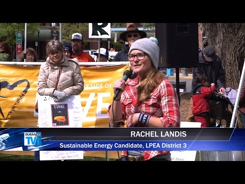 Sustainable Energy Candidates Win LPEA Seats