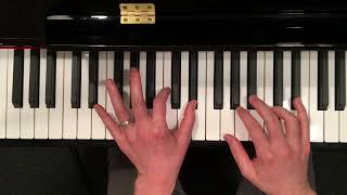 Kacey Musgraves - Rainbow Piano Tutorial