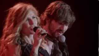 Nashville 1x18 Liam and Rayna // Postcards from Mexico (with lyrics on screen)
