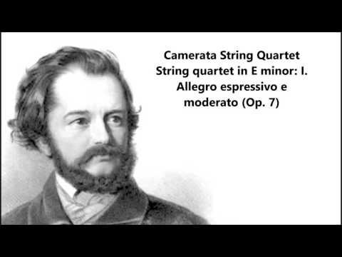 Camerata String Quartet: The complete String quartet in E minor (Dobrzyński)