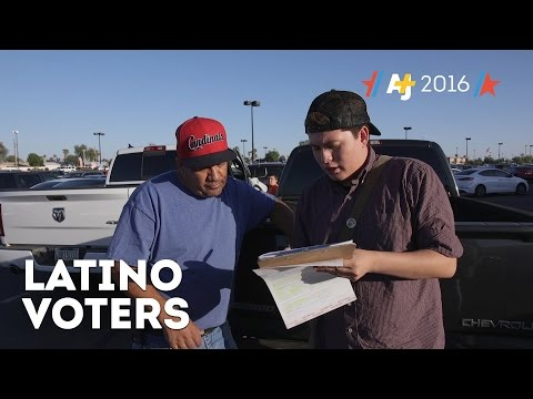 Could Latinos Make Arizona A Swing State?