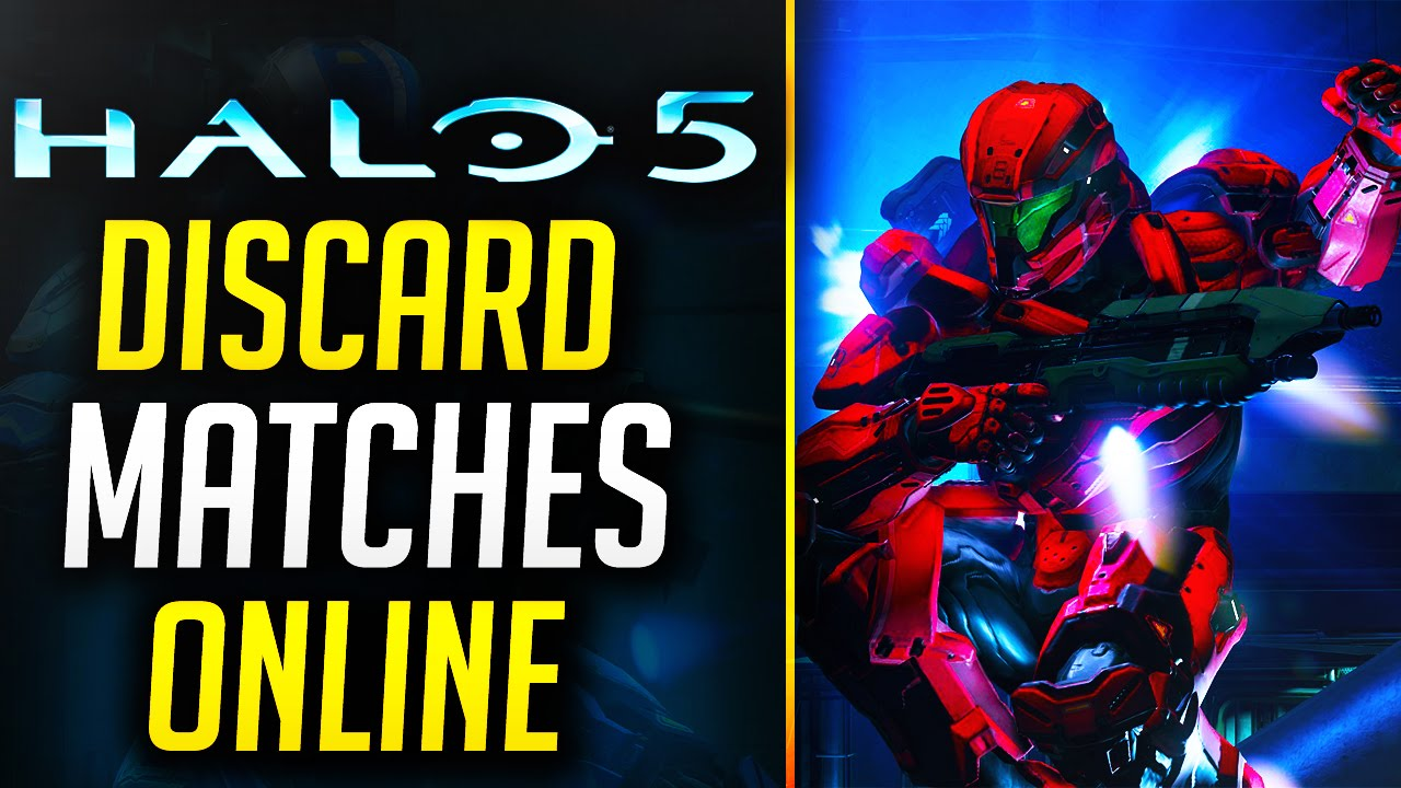 how to watch match halo 5