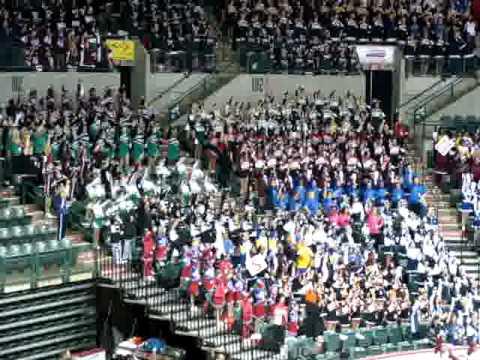 Worlds Largest Cheer Record, Guinness, Sun National Bank Center Trenton NJ