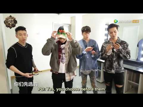 [ ENG SUB ] The Collaboration -  BTS part 1 - Team KR