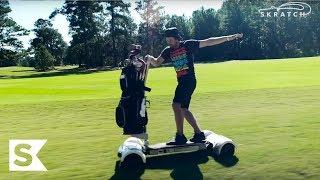 Golf Cart vs. Golf Board   Adventures In Golf Season 1