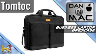 Tomtoc Business Laptop Briefcase