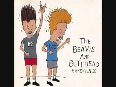 The Beavis And Butt-Head Experience [Full Album]