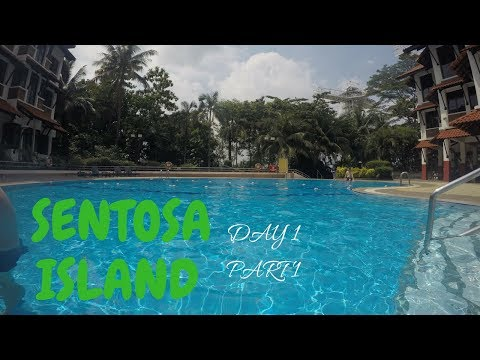 Sentosa Island | Costa Sands Resort | SINGAPORE Travel
