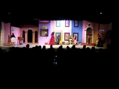 Invisible Village act 2 at The Whidbey Playhouse Directed by Stan Thomas