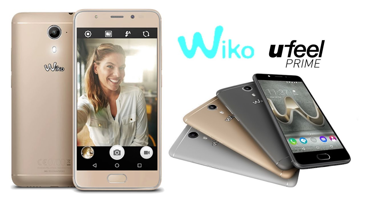 wiko ufeel prime 4gb ram smartphone youtube. Black Bedroom Furniture Sets. Home Design Ideas