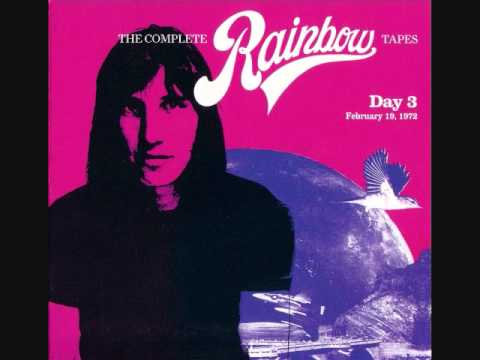 Pink Floyd - Live at the Rainbow Theater 02/19/1972