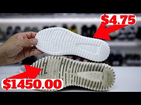 Bought Cheapest FAKE YEEZYS Online
