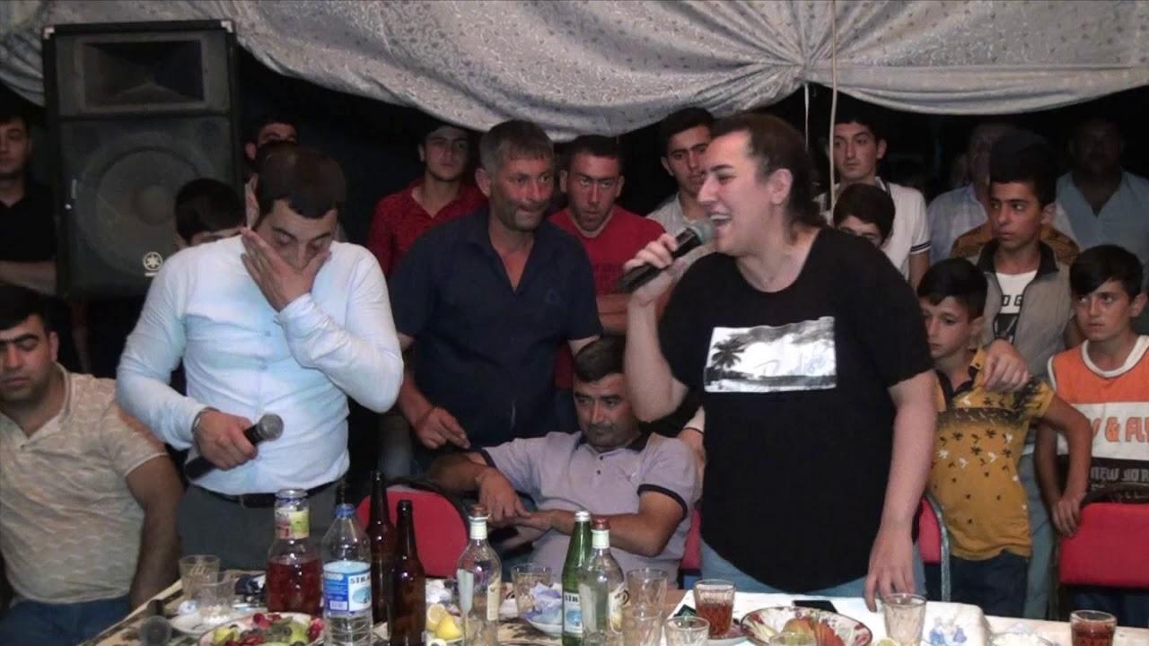 Zarina Buzovnalı Turab Taleh super deyisme 2019 (Quba 2 Nugedi İmamın ciger axşamı)