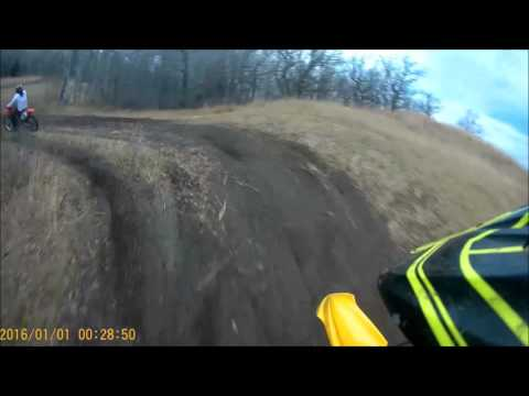 Austin MB Sand Track