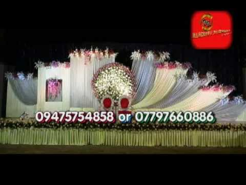 Parti Decoration In Kolkata Bengali Wedding Dcoration