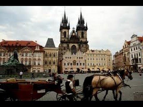 Les Capitales d'Europe Centrale Prague,Vienne,Budapest,Bratislava