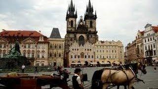 Les Capitales d'Europe Centrale #Prague,#Vienne,#Budapest#Bratislava