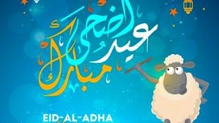 عيد اضحى مبارك كل عام وانتم بخير / #حياة_life