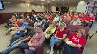 Parents accuse school board of trying to indoctrinate students with controversial 'Critical Race The