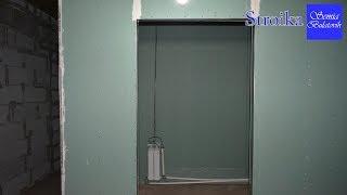 ванная комната из гипсокартона своими руками Семья Булатовых