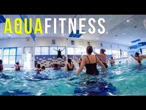 Aqua Fitness Promotions - ZWEMBAD CHARLOIS (Rotterdam)