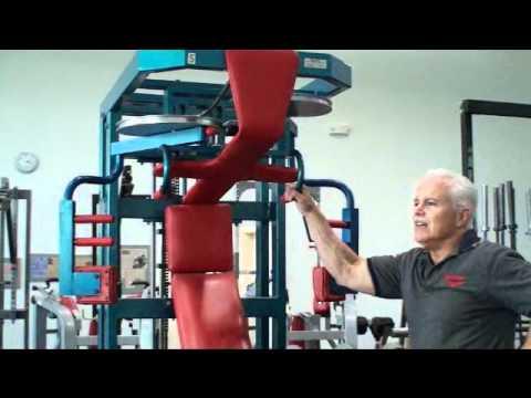 Nautilus Double Chest Machine REWORKED By John Parrillo
