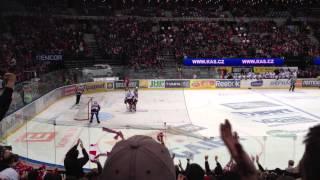 HC Slavia HC Sparta 30. 12. 2012 Vladimír Růžička rozhodující nájezd 4:3sn