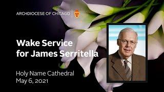 Wake Service for James Serritella