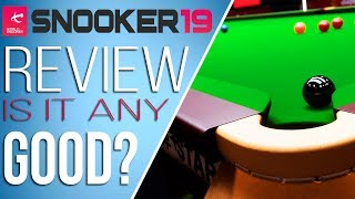 Any Good? Snooker 19 Gameplay Review (PC/Steam)