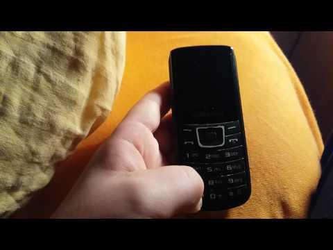 Samsung E1100 csengőhangok/Samsung E1100 ringtones