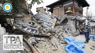 Terremoto en Osaka | #TPANoticias