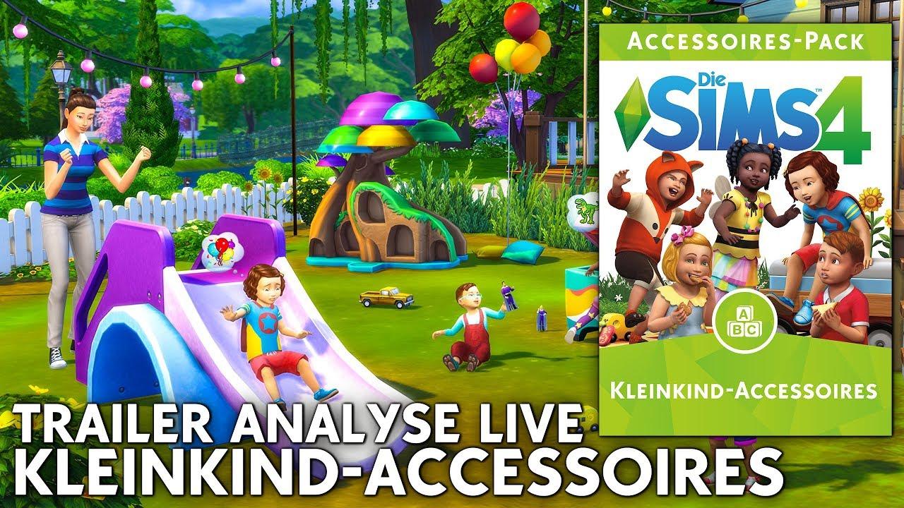 Die Sims 4 Kleinkind Simfansde Vinpearl Baidaiinfo