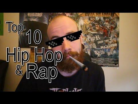 Top 10 HipHop & Rap Songs