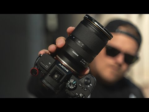 Tamron 17-28mm f2.8 -  MUST Have Ultra Wide Lens!  - Review