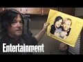 Download Norman Reedus gives a tour of his 'Walking Dead' trailer MP3 song and Music Video