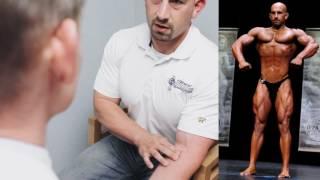 Orthopedic Associates featuring Dr. Adam Johnson featuring Distal Bicep Rupture Patient Jason Harris